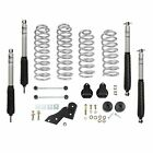 Rubicon Express 25 Inch Progressive Coil Lift Kit with Monotube Shocks