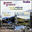 ROBERT FARNON - From Highlands / Emerald Isle - CD - Import - *NEW/STILL SEALED*