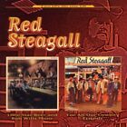 RED STEAGALL - Lone Star Beer And Bob Wills Music / For All Our Cowboy Mint