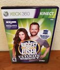 Biggest Loser Ultimate Workout Microsoft Xbox 360 2010 Case Booklet Disc