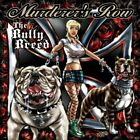 MURDERER'S ROW - Bully Breed - CD - Import - **Excellent Condition** - RARE