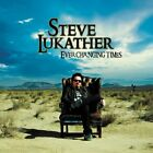 STEVE LUKATHER - Ever Changing Times - CD - RARE