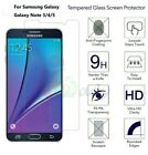 3Pack Premium Tempered GLASS Screen Protector For SAMSUNG GALAXY Note 3 4 5