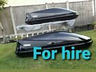 FOR HIRE...THULE ROOF BOX HIRE /7 DAY HIRE...£35.00 nottingham