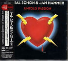 NEAL SCHON & JAN HAMMER Untold Passion 1981 JAPAN Only CD 1994 JOURNEY MEGA RARE