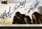 2019 Cryptozoic CZX Outlander Trading Cards 19