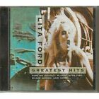 LITA FORD - Lita Ford - Greatest Hits [bmg Special Products] - CD - **Mint**