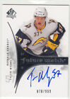 Top 50 First Week Sales: 2009-10 SP Authentic Hockey 43