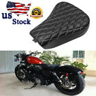 Front Driver Solo Seat Cushion Fit Harley Sportster XL1200 883 72 48 10 15 US TU