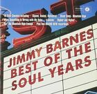 Best of the Soul Years by Jimmy Barnes CD