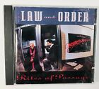 Rites Of Passage by Law And Order (CD, 1991, MCA) Hair Metal