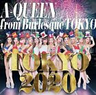 A-Queen (from Burlesque) Tokyo TOKYO 2020 (2CD+DVD) Free Shipping