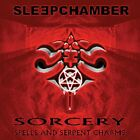 SLEEP CHAMBER - Sorcery, Spells And Serpent Charms - CD - *NEW/STILL SEALED*