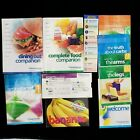 WEIGHT WATCHERS FlexPoints STARTER KIT Food Companions Guides Activity Slide