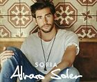 ALVARO SOLER - Sofia (2-track) - CD - Import - **BRAND NEW/STILL SEALED** - RARE
