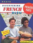 MCDOUGAL LITTELL DISCOVERING FRENCH NOUVEAU STUDENT EDITION Hardcover VG+