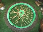 2008 Kawasaki KLX450R KLX 450 REAR  RIM WHEEL