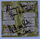 [RARE] AUTOGRAPHED - Grinning Souls (Cutting Crew) - 'Capture' (Import CD] + COA