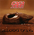 Saga - 10,000 Days CD (2007) Michael Sadler German Import !