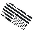 Decal Hood USA Flag Style Window Sticker Graphics Fit for Jeep Wrangler Molding