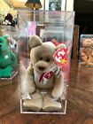 Ty Beanie Babies Collection - 1999 Signature Bear in Case - MINT