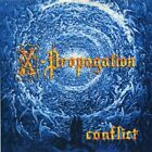 X-PROPAGATION - Conflict - CD - **BRAND NEW/STILL SEALED**