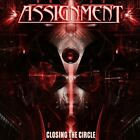 ASSIGNMENT - Closing Circle - CD - **BRAND NEW/STILL SEALED**