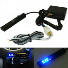 Universal APEXI Auto Turbo Timer For NA Black Pen Control JDM Blue Led Digital s