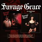 SAVAGE GRACE - Master Of Disguise / Dominatress - CD - BRAND NEW/STILL SEALED
