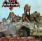 LIZZY BORDEN - Menace To Society - CD - **Excellent Condition**