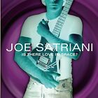 JOE SATRIANI - Is There Love In Space - CD - **Mint Condition**