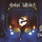SEVEN WITCHES - Deadly Sins - CD - **BRAND NEW/STILL SEALED**