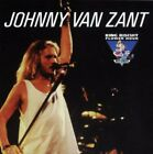 JOHNNY VAN ZANT - King Biscuit Flower Hour Presents In Concert - CD - Live - VG