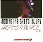 Adding Insight To Injury - CD - **BRAND NEW/STILL SEALED** - RARE
