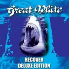 GREAT WHITE - Recover (dlx) - 2 CD - **Excellent Condition** - RARE
