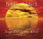 BOBBY CALDWELL - Songs For Lovers Vol. 1 - CD - **Excellent Condition** - RARE