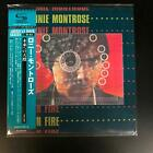 Ronnie Montrose – Open Fire [Limited Japanese Import with obi strip] SHM-CD