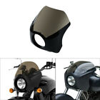 Painted Narrow Wide Glide/Custom Mid Glide Fairing w/ screen kit Fit For Harley