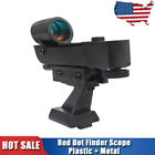 Red Dot Finder Scope Astronomy Star Finder Sighting for Telescope+Battery NEW US