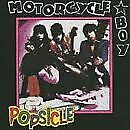 MOTORCYCLE BOY - Popsicle - CD - **Excellent Condition**
