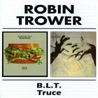ROBIN TROWER - B.l.t./truce - CD - Import Original Recording Remastered - RARE