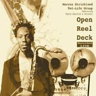 MARCUS STRICKLAND - Open Reel Deck - CD - **Excellent Condition** - RARE