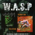 W.A.S.P. - Sting/helldorado (2 Set) - 2 CD - Import - **Excellent Condition**