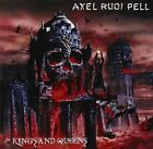AXEL RUDI PELL - Kings And Queens - CD - **BRAND NEW/STILL SEALED**