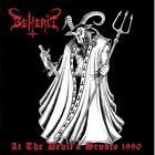 BEHERIT - At Devil's Studio 1990 - CD - RARE