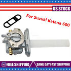 Fit for Suzuki Katana 600 GSX600F 750 GSX750F Assembly 1989-2006 Fuel Petcock US