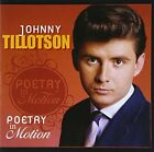 JOHNNY TILLOTSON - Poetry In Motion - CD - Import - **Excellent Condition**