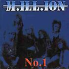 M.ILL.ION - Number 1 - CD - Enhanced Import Original Recording Remastered - Mint