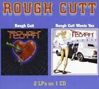 Rough Cutt / Rough Cutt Wants You By Rough Cutt (2005) Audio - CD - **VG**