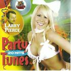 Party Tunes 20 Hits By Pierce, Larry (2008-10-21) - CD - **SEALED/ NEW** - RARE